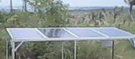 Cebu Solar 1Kw Grid-Tie System