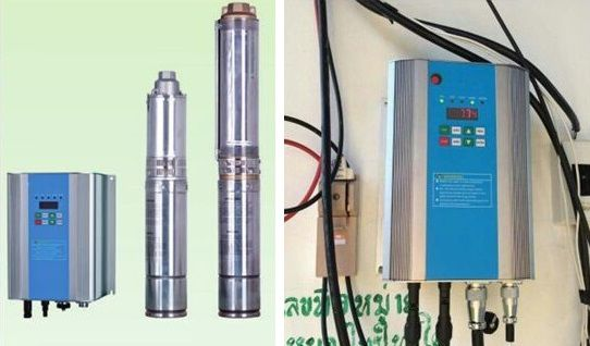 Cebu Solar DC Pumping Controller PSD600 Operation Manual