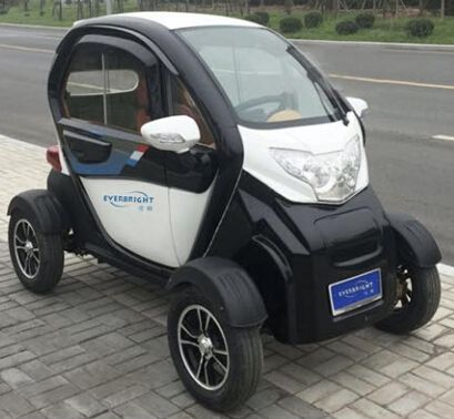Cebu Solar Inc 4 Wheeler Urban Mini