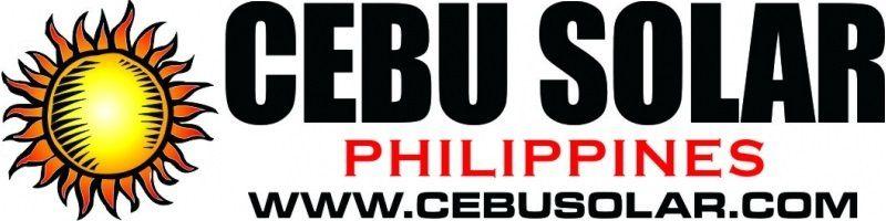 Cebu Solar Logo