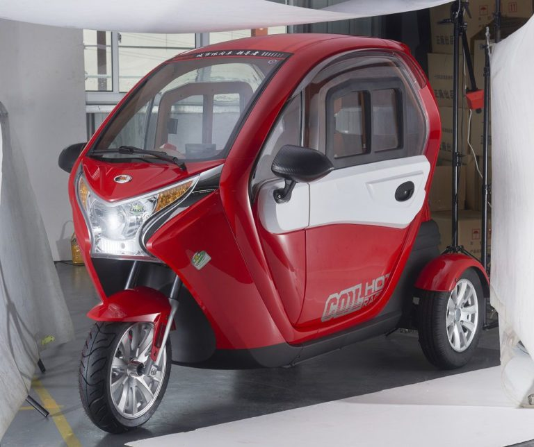 Cebu Solar New Cool Electric Tricycle
