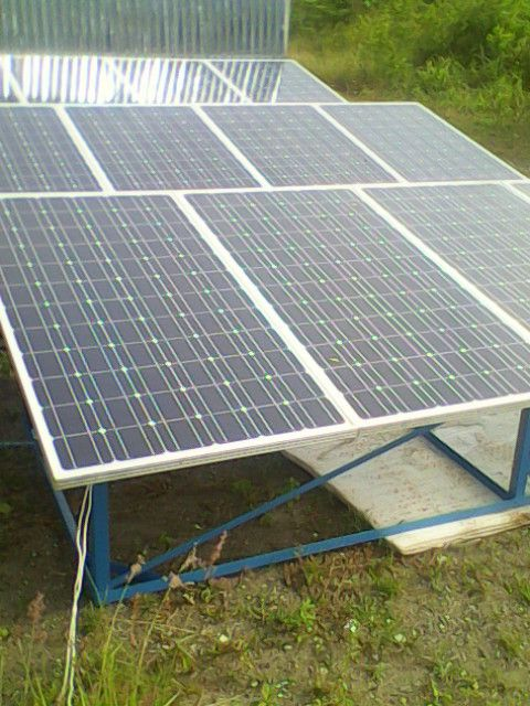 Cebu Solar Portable Solar Power System