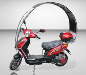 Cebu Solar Qsolar Scooters