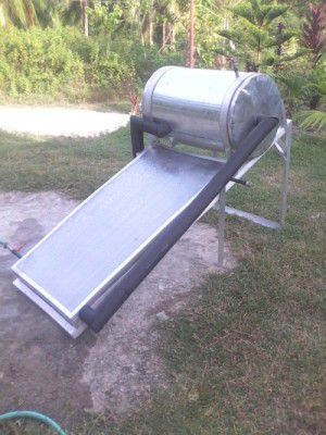 Cebu Solar Thermal Panels Combo Water Heater