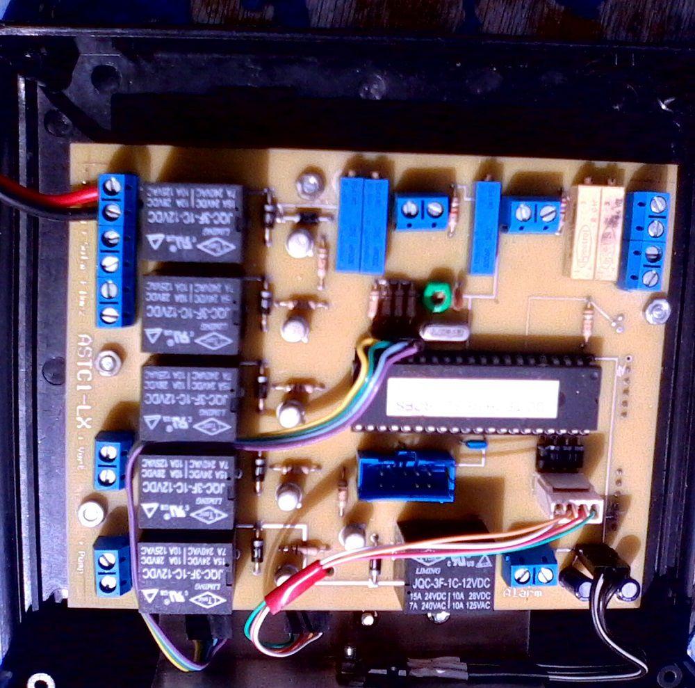 Cebu Solar Tracking Controller